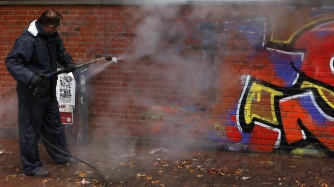 Afrensning af graffiti2