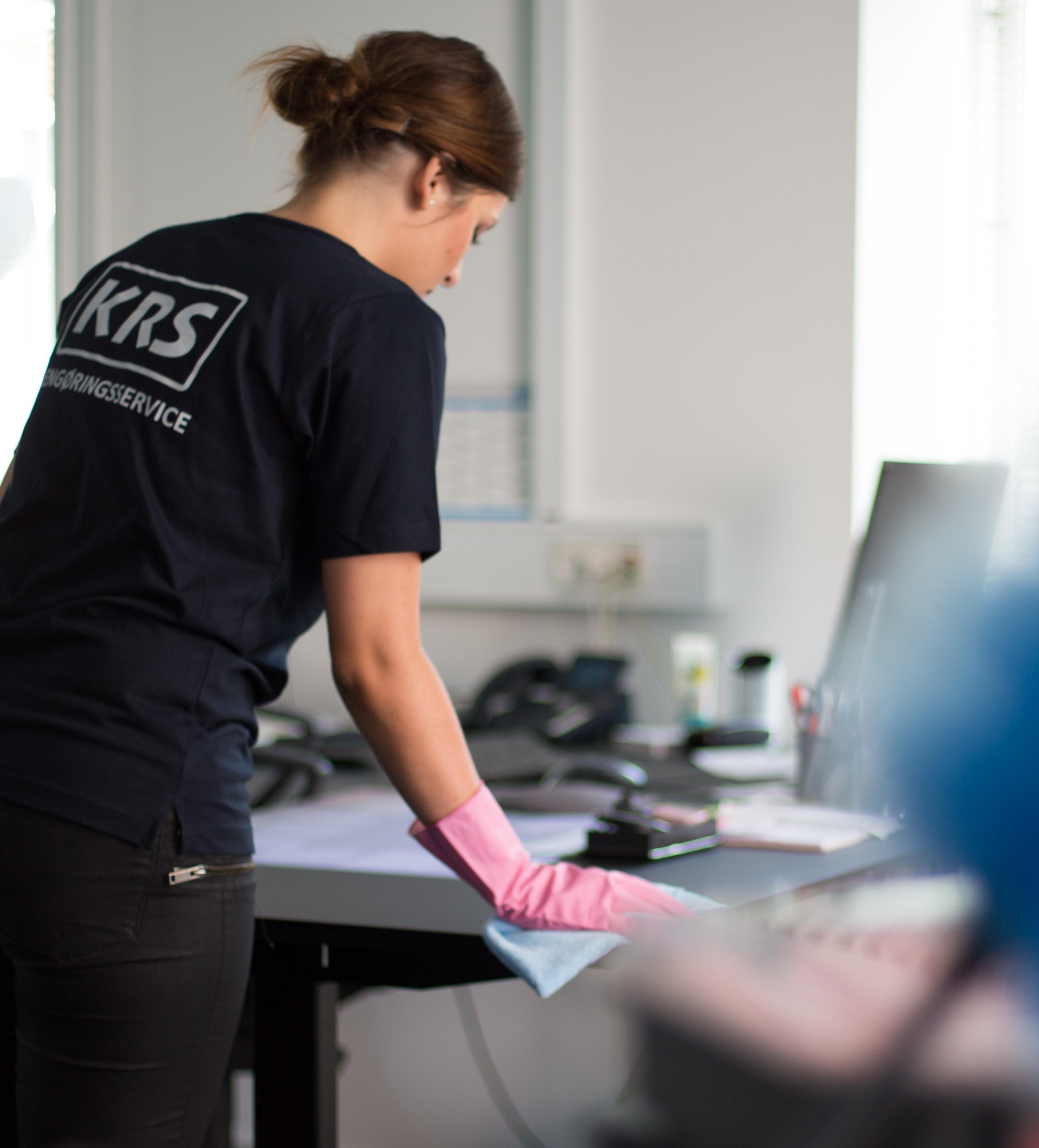 rengøring job i sjælland